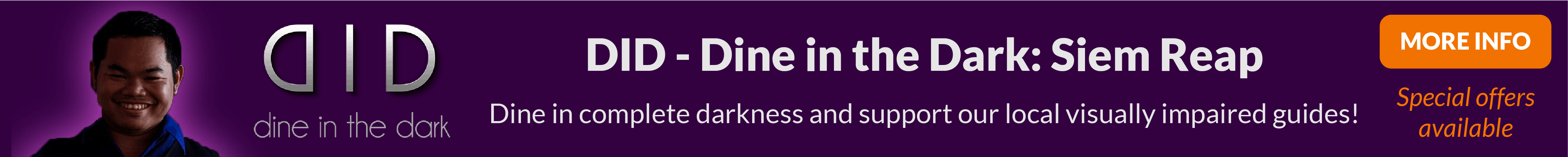 Dine in the Dark Banner Desktop