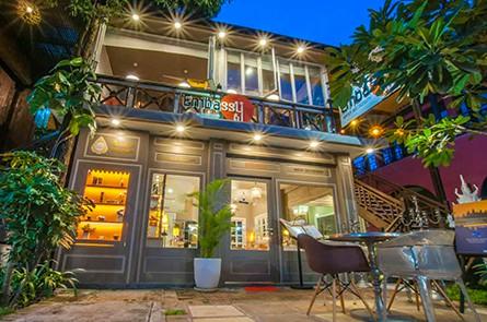Embassy Restaurant Khmer Gastronomy