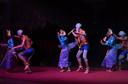 Hanuman Dance