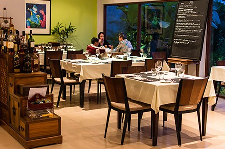 Abacus Restaurant French Fine Dining