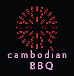 Cambodian BBQ Logo