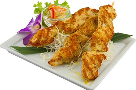 Chicken Satay