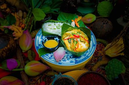 Khmer Fish Amok