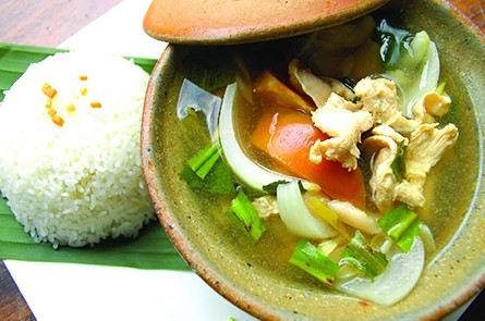 Khmer Sweet & Sour Soup