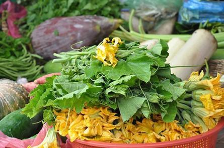 Khmer Vegetable