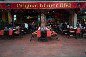 Original Khmer BBQ Experience Cambodian Style BBQ