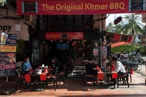 The Original Khmer BBQ Experience Cambodian Style BBQ