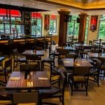 Hard Rock Cafe Seat