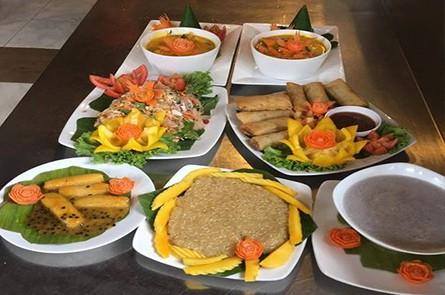 Khmer Goumet Cooking Class