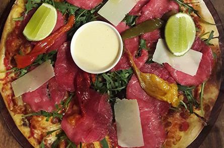 Italian Pizza Siem Reap