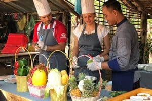 Siem Reap Cooking Class Love and Care