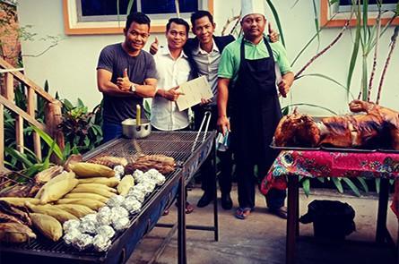 Sophos Team Cooking