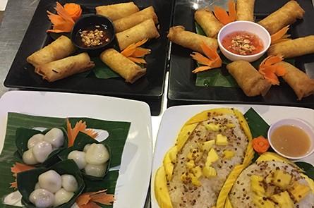 Spring Rolls Cambodia