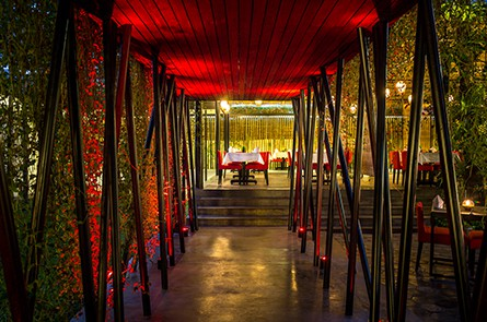 Viroth's Restaurant Authentic Khmer Cuisine in a Garden Setting