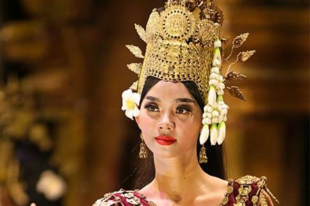 Apsara Dancing Cultural Show