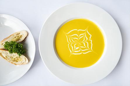 Banteay Srey Pumpkin Soup