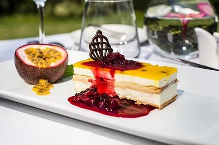 Cake Passion Fruit