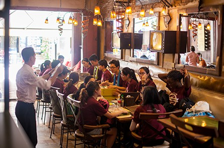 Cambodia Cooking Lesson