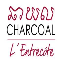 Charcoal Restaurant Logo