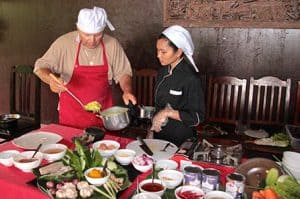 Cooktuk Cooking Class & Temple Tour Explore Cook Eat and Drink