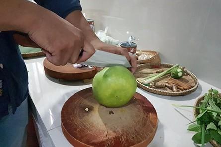 Cutting Organge