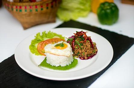 J7 White Rice Egg