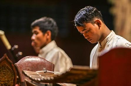 Khmer Material Music