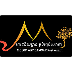 Molop Wat Damnak Restaurant Logo