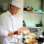 Molop Watdamnak Chef Cooking
