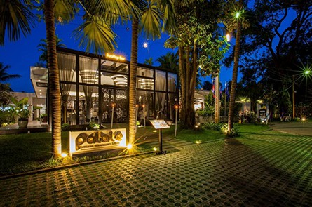Palate Angkor Restaurant Bar Beloved Fusion of Asian and Western Dishes