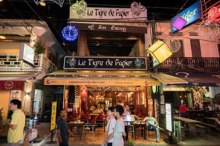 Paper Tiger Eatery Discover the Spiritual Background of Khmer Cuisine