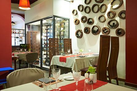 Restaurant Insite View