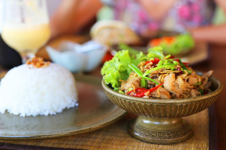 Rohatt Cafe Authentic Khmer Cuisine