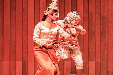 Sovannmaacha Dance