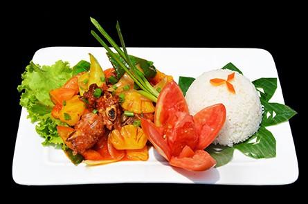 Sweet Pot White Rice