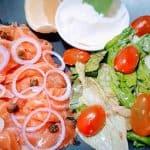 Tuna Salad Food