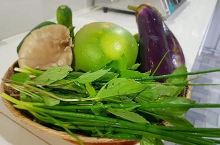 Cambodia Vegetable