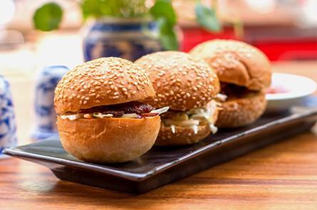 Beef Mini Burger