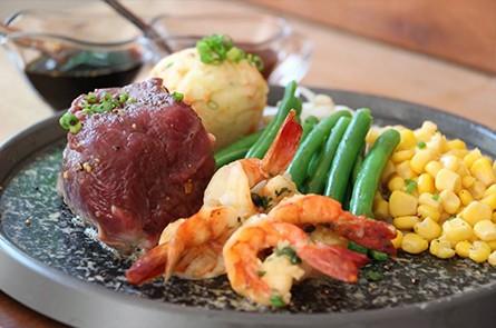 Beef Tenderloin Hot Plate