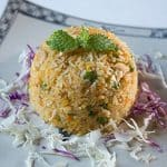 Cafe Indochine Restaurant Fried Rice