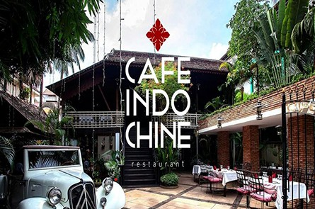 Cafe Indochine with Integrity