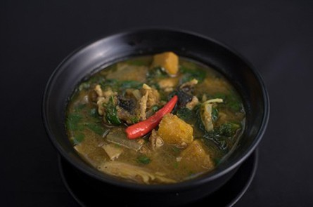 Catfish Khmer Soup