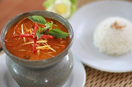 Khmer Food Rice