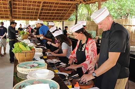 Mahob Cooking Class Action