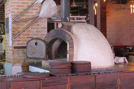Pizza Cooking Place