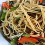 Spaghetti Hot Basil