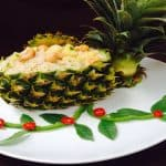 Fried Rice With Pinapple