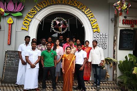 Lotus Indian Group Group
