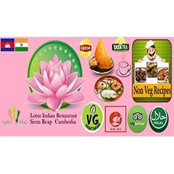 Lotus Indian Restaurant logo