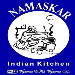 Namaskar Indian Kitchen Logo